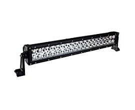 FUORI STRADA LUCE A BARRA  120W -  LIGHT BAR  MERCURY series TWO FOR JEEP  - SLT-LB2