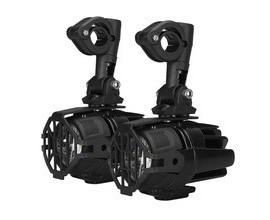 SET FARETTI  A LED ANTERIORI MOTO ausiliario  antinebbia  per BMW - PHILIPS-