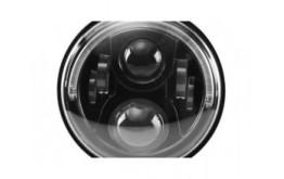 FARO LED PER  MOTO E AUTO/JEEP 40W 7 POLLICI