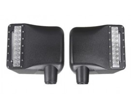 SET FARO LED POSTERIORE  JEEP 07-15 Jeep Wrangler Auxiliary Lamp & Turn Light
