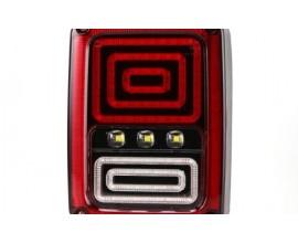 LED Lampada posteriore  Jeep Wrangler Colore Rosso 07-