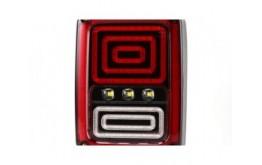 FARO LED Lampada posteriore  Jeep Wrangler Colore Rosso 07-