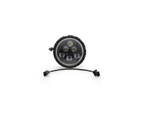 LED Headlight for Jeep Wrangle / Harley 60W  7'