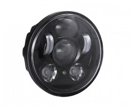 FARO A LED ANTERIORE MOTO/AUTO (5.75 inch HARLEY-DAVIDSON  Motorcycle Headlamps)