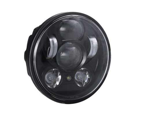 FARO LED ANTERIORE MOTO/AUTO (5.75 inch HARLEY-DAVIDSON  Motorcycle Headlamps)