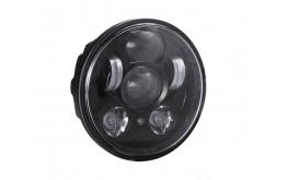 FARO A LED ANTERIORE MOTO/AUTO (5.75 inch HARLEY-DAVIDSON  Motorcycle Headlamps)