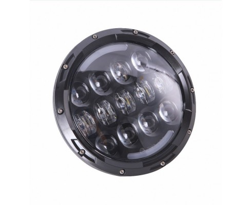 """LED Headlight  FOR  MOTORCYCLE/CARS   7"""""""