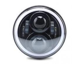 FARO LED  5,752 con Halo - sfondo nero