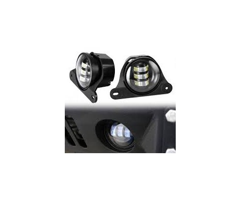 FARO LED per nebbia  Jeep Wrangle Upgraded 30W