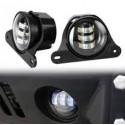 FARO A LED per nebbia  Jeep Wrangle Upgraded 30W