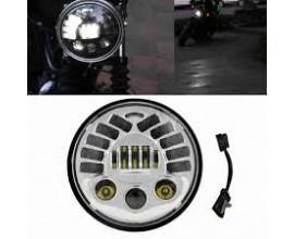 """FARO LED 5,75"""" con Gravity Sensor  per motocicletta e auto"""