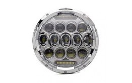 LED Motorcycle/CAR  headlamps  PHILIPHS   7' - HIGH/LOW BEAM HEADLIGHT