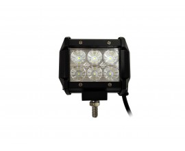 FARETTO AUSILIARE A  LED WORKING LIGHT 18W