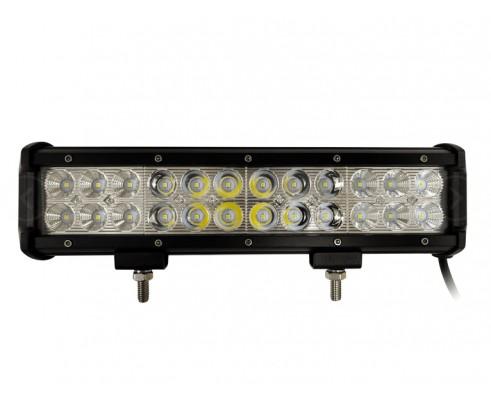BARRA A LED - FARO AUSILIARE A  LED WORKING LIGHT 72W