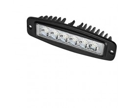 FARETTO LED RETTANGOLARE 18W - WORKING LIGHTS -