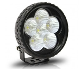 FARETTO LED ROTONDO 18W - WORKING LIGHTS -