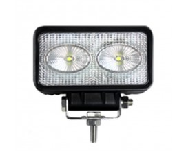 FARETTO LED RETTANGOLARE 20W - WORKING LIGHTS -