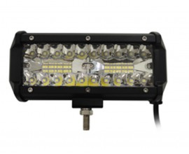 BARRA LED 120W PER JEEP WRANGLER