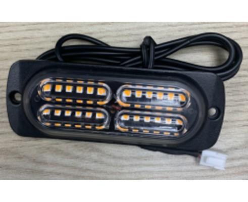 KIT N. 6 LUCI FLASH DI SEGNALAZIONE A LED