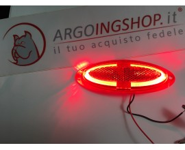 LUCI DI INGOMBRO A LED ROSSO 4W