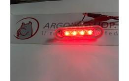 LUCE A LED DI INGOMBRO ROSSO
