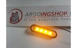 LUCE A LED DI INGOMBRO ARANCIO