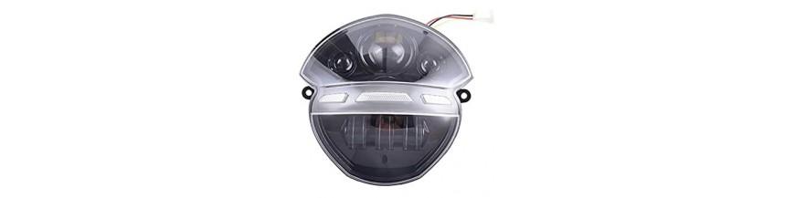 FARI LED PER MOTO DUCATI/HONDA/ETC
